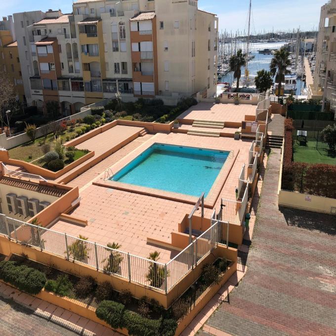 Location de vacances Appartement Cap d'Agde (34300)