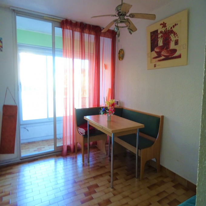 Location de vacances Studio Cap d'Agde (34300)