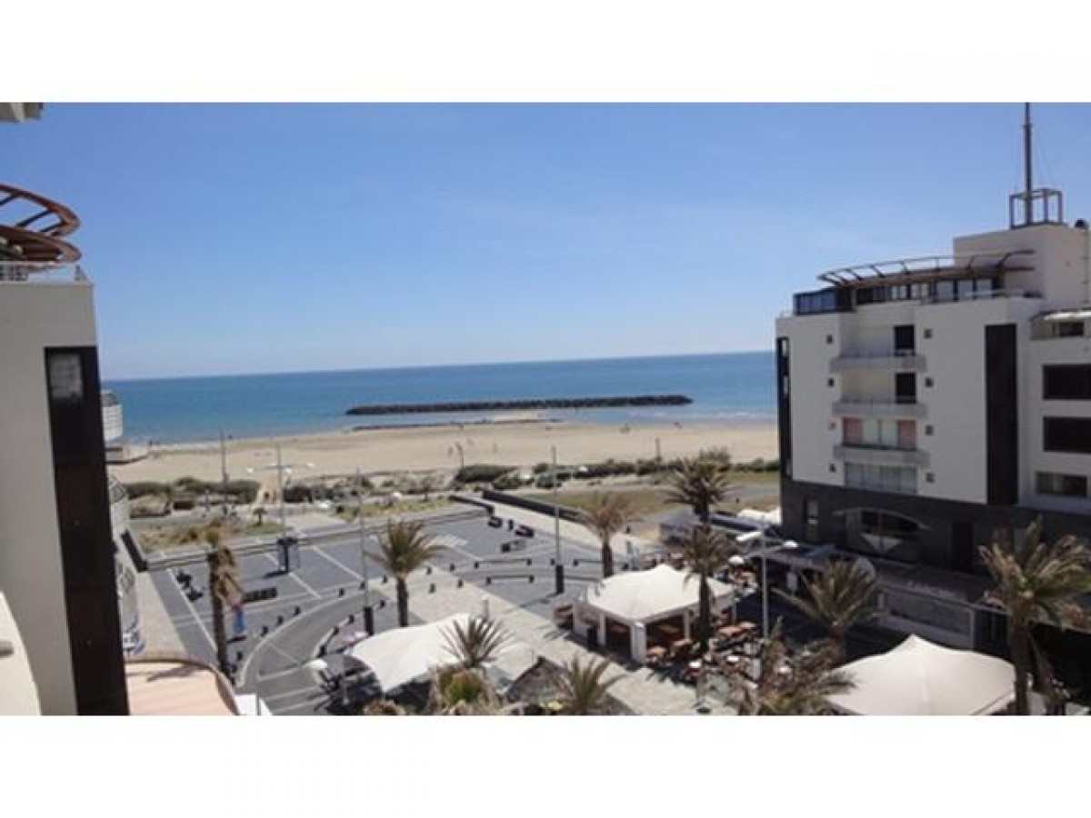 Vente appartement cap d 39 agde mail de rochelongue - Magnifique appartement de vacances pubillones ...